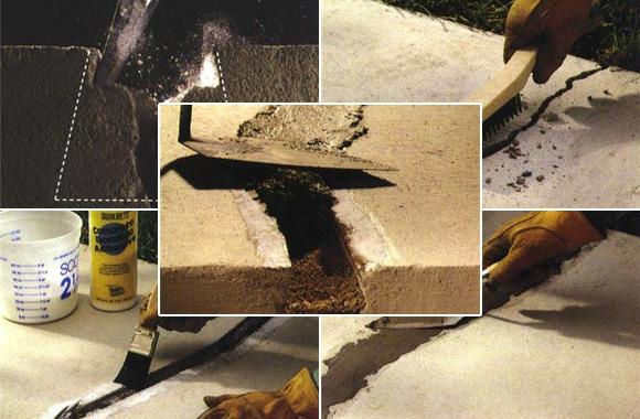 Состав для ремонта бетона своими руками 10