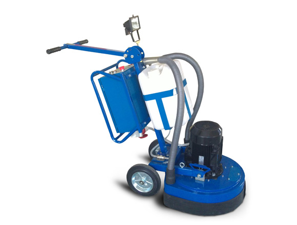 Шлифовально-полировальная машина «Спектрум МШ-500П»