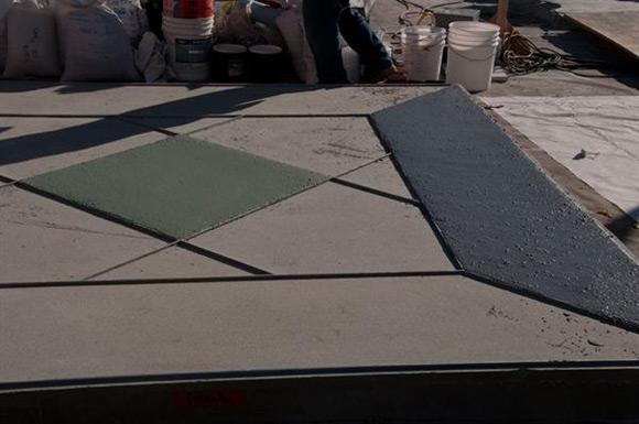 Выставка World of Concrete 2011: Мастер-класс Шона Хельверсона