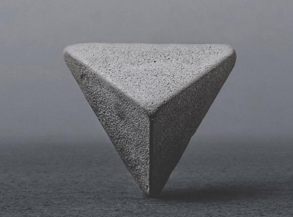 Пряжки из бетона дизайнера Шрули Рехта