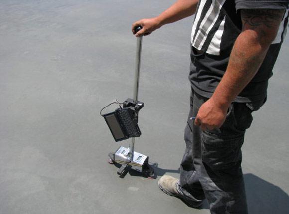 Шлифовка и полировка бетонного пола: Плоскостность и ровность
