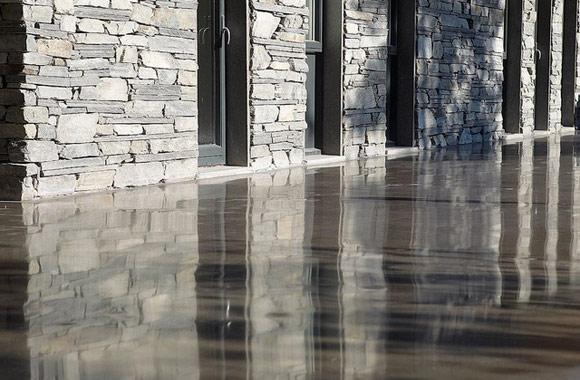 Пропитки для бетона на основе лития