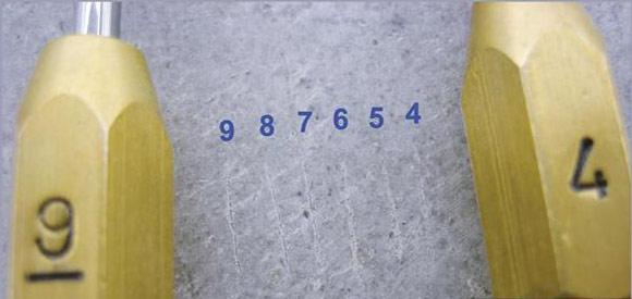Определение твердости бетонного пола