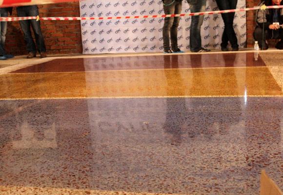 Итоги семинара «Суперпол — бетонный полированный пол»