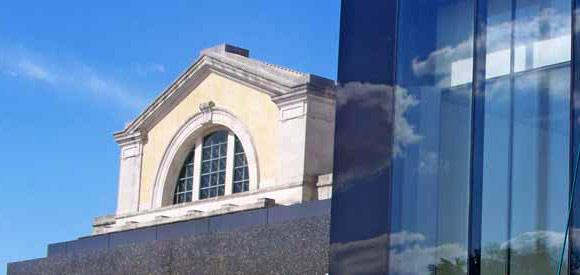 Художественный музей Сент-Луиса: Бетон как произведение искусства