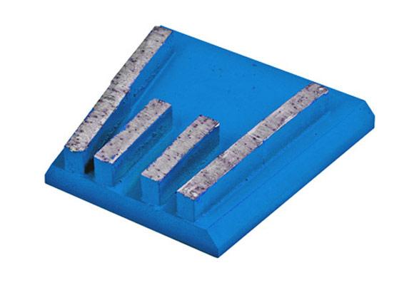 Франкфурты производства компании «Адель» для мозаично-шлифовальных машин GM: Переход 3: 80/60 мкм (200 grit)