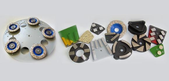 SP-Tools - украинский производитель алмазного инструмента для шлифовальных машин