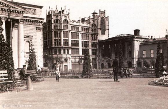 Здание универмага Мюр и Мерелиз