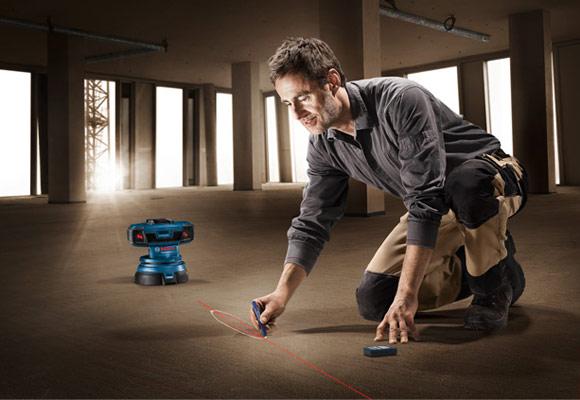 Лазерный нивелир для полов Bosch GSL 2 Professional