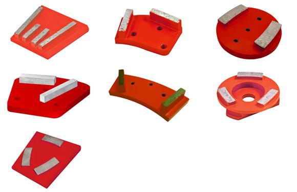Алмазный инструмент для шлифовальных машин производства компании «Адель»