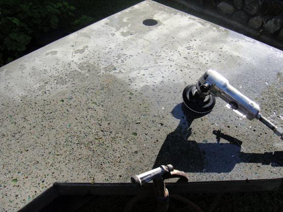 Искусственный камень для столешницы своими руками фото