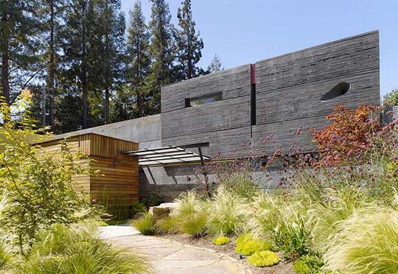 Проект дома из бетона House 6 американского дизайнера Фу-Тун Чена (Fu-Tung Cheng)