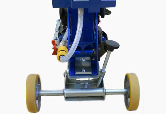 Профессиональная кромочная шлифовально-полировальная машина Spektrum GPM-240