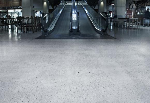 Семинар-тренинг компании Husqvarna по оборудованию и технологиям шлифовки и полировки бетона
