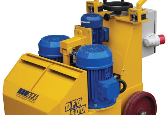 Шлифовальная машина SPE DFG 500