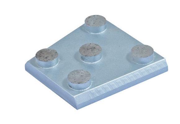 Алмазный инструмент «Адель» для шлифовки и полировки бетона