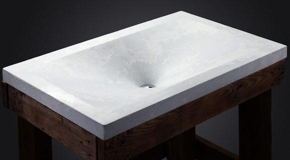 Эксклюзивные раковины из полированного бетона Pietra Danzare
