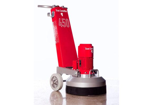 Шлифовальная машина Scan Combiflex 450