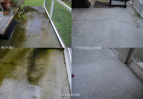 Герметик SelfClean и самоочищающийся бетон