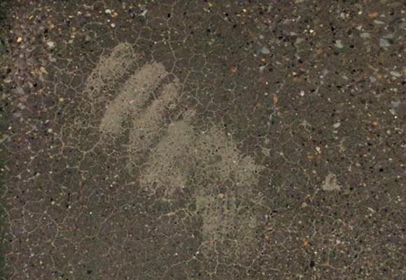 Дефекты бетонной поверхности