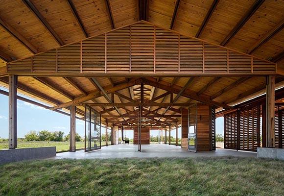 Сборные дома Lake Flato Architects