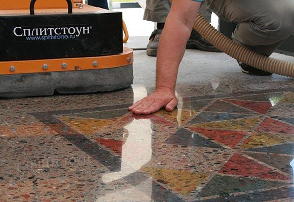 обучающий семинар «Полированный бетон в России — это реальность!»